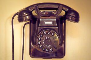 telephone court hearing